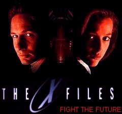 x-files; Actual size=180 pixels wide